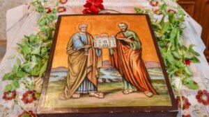 Le carême des saints Apôtres a commencé le lundi 24 juin