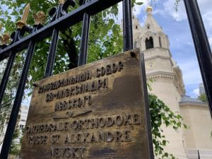 The Moscow Patriarchate is ready to change its charter for the sake of compatriots