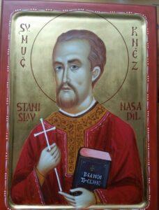 Canonisation du saint hiéromartyr Stanislav Nasadil à Košice (Slovaquie)