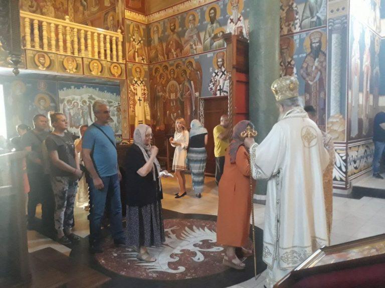 Le diocèse de Ras-Prizren (Église orthodoxe serbe) lance un appel à l'aide alimentaire pour le peuple serbe menacé au nord du Kosovo et de la Métochie