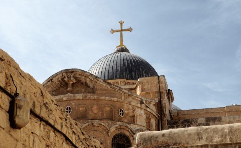 Terre-Sainte : pèlerinage orthodoxe 2019 du 25 octobre au 4 novembre