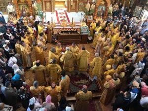 L'Église russe hors-frontières  fusionne ses diocèses de Grande-Bretagne et d'Europe occidentale