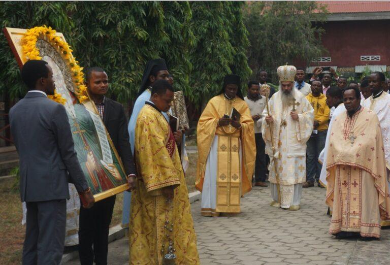 Fête patronale de l'Université orthodoxe du Congo à Kinshasa