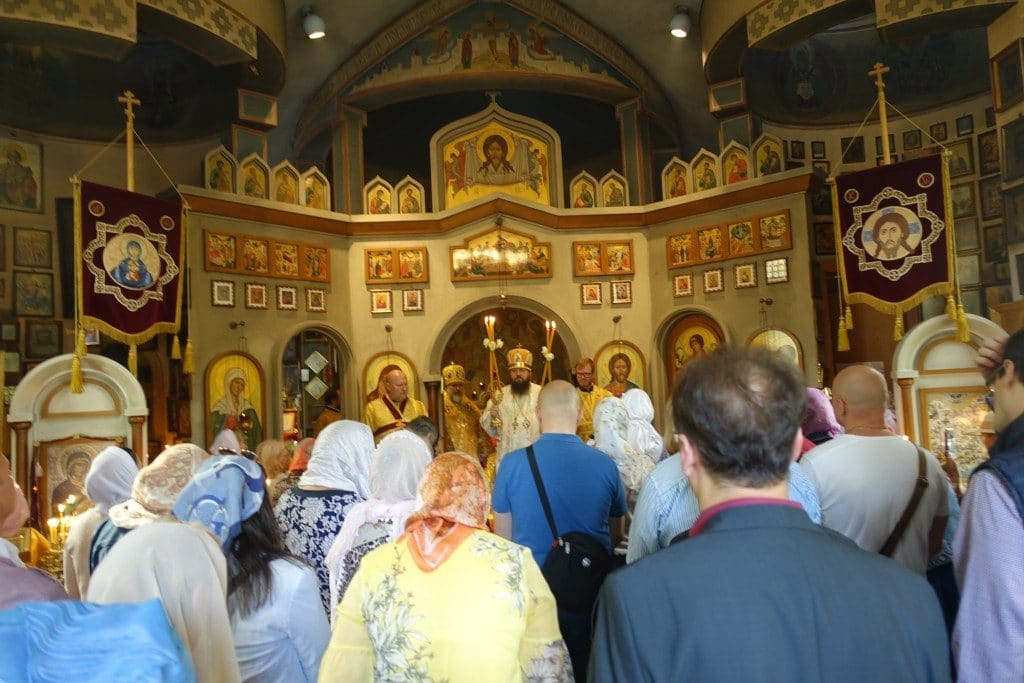 Luxembourg: 90th Anniversary of ROCOR Holy Apostles Peter and Paul Parish