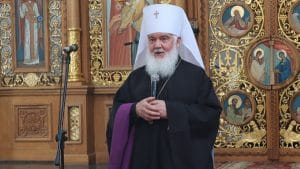 Le métropolite Macaire, de la nouvelle Église ukrainienne, considère que, sans le soutien des États occidentaux, le patriarche œcuménique n'aurait pas proclamé l'autocéphalie