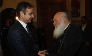 Le nouveau Premier ministre grec prêtera serment le 8 juillet devant l'archevêque d'Athènes