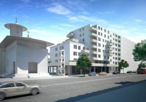 Le projet sans précédent d'un prêtre roumain à Vienne : la construction d'une église et d'un immeuble locatif destiné aux paroissiens