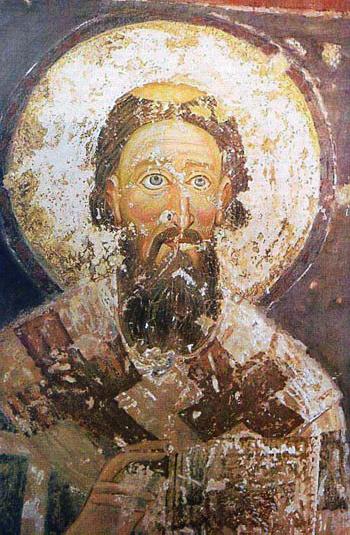 « Orthodoxie » (France Culture) : L'écriture et la sainteté dans la Serbie médiévale