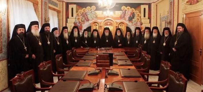 Le Saint-Synode de l'Église de Grèce décide que le dimanche après Noël sera celui de « l'enfant à naître » Synode-gr%C3%A8ce