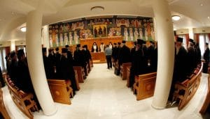 The Ukrainian question no longer on the agenda of the next Assembly of Bishops of the Orthodox Church of Greece