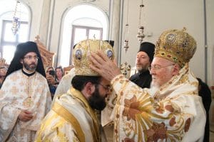 "Patriarch Bartholomew wishes ""peace and love will soon return in mutual relationships"" with the Russian Orthodox Church"