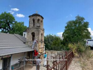 Les églises oubliées d'Albanie sont restaurées