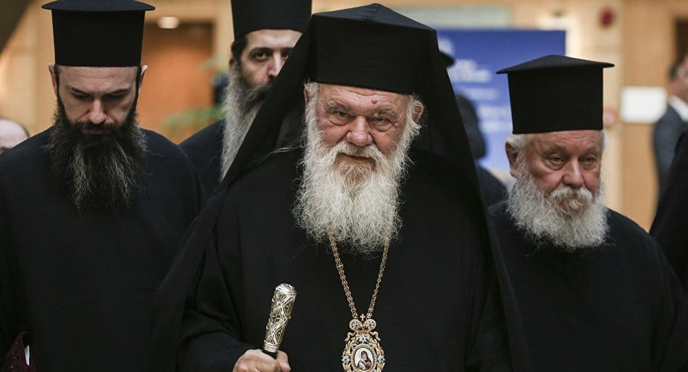 The Synod of the Church of Greece recognizes the Ecumenical Patriarch's right to issue the status of Autocephaly