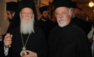 Le patriarche Bartholomée effectue une courte visite en Suisse et en Allemagne