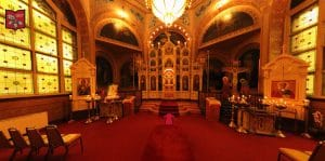 Holy Trinity Orthodox Cathedral in Chicago, a treasure of architecture and spirituality