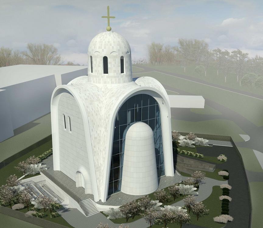 Le Patriarcat de Moscou critique le projet d'une église « futuriste » à Moscou