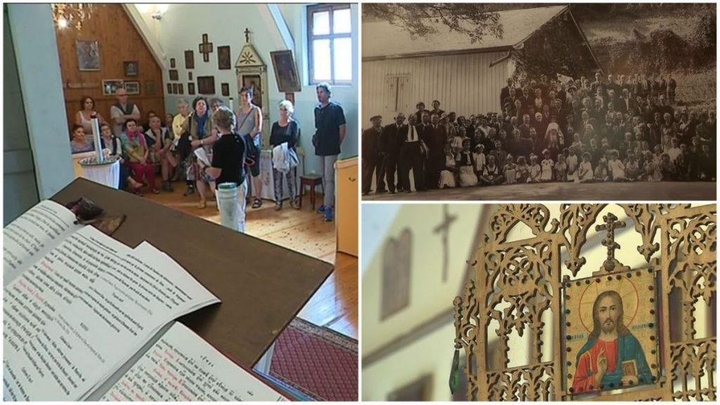 «L'église orthodoxe d'Ugine, dernière empreinte de la diaspora russe en Savoie» (reportage et vidéo)
