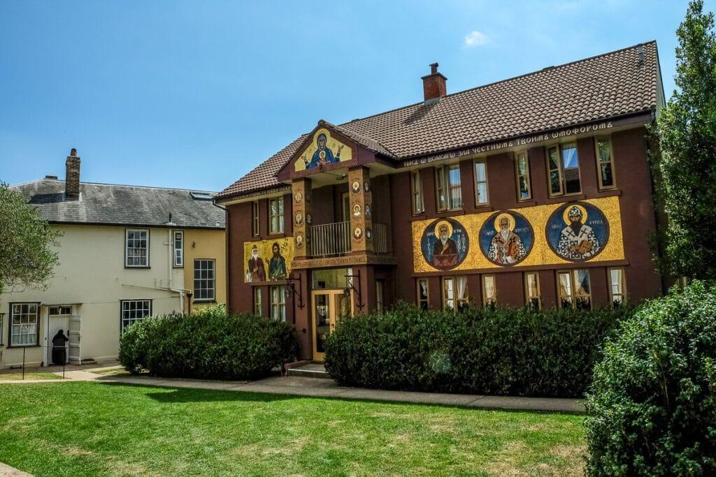 Un nouvel higoumène a été élu pour le monastère Saint-Jean-Baptiste à Maldon (Angleterre)