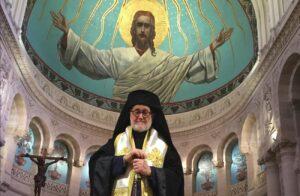 Compte rendu de l'entretien entre le patriarche Bartholomée et Mgr Jean (Renneteau) du 17 août dernier