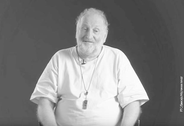 Professor Dr. Predrag Ristic reposed in the Lord