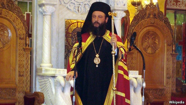 L'archevêque d'Ohrid Jean : « L'Église de Macédoine ne peut être assise sur deux chaises »