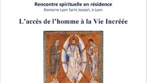 Rencontre de l'association Saint-Silouane l'Athonite à Lyon du 18 au 20 octobre