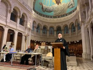 Results of the Extraordinary General Assembly of the Archdiocese of Russian Orthodox Churches in Western Europe