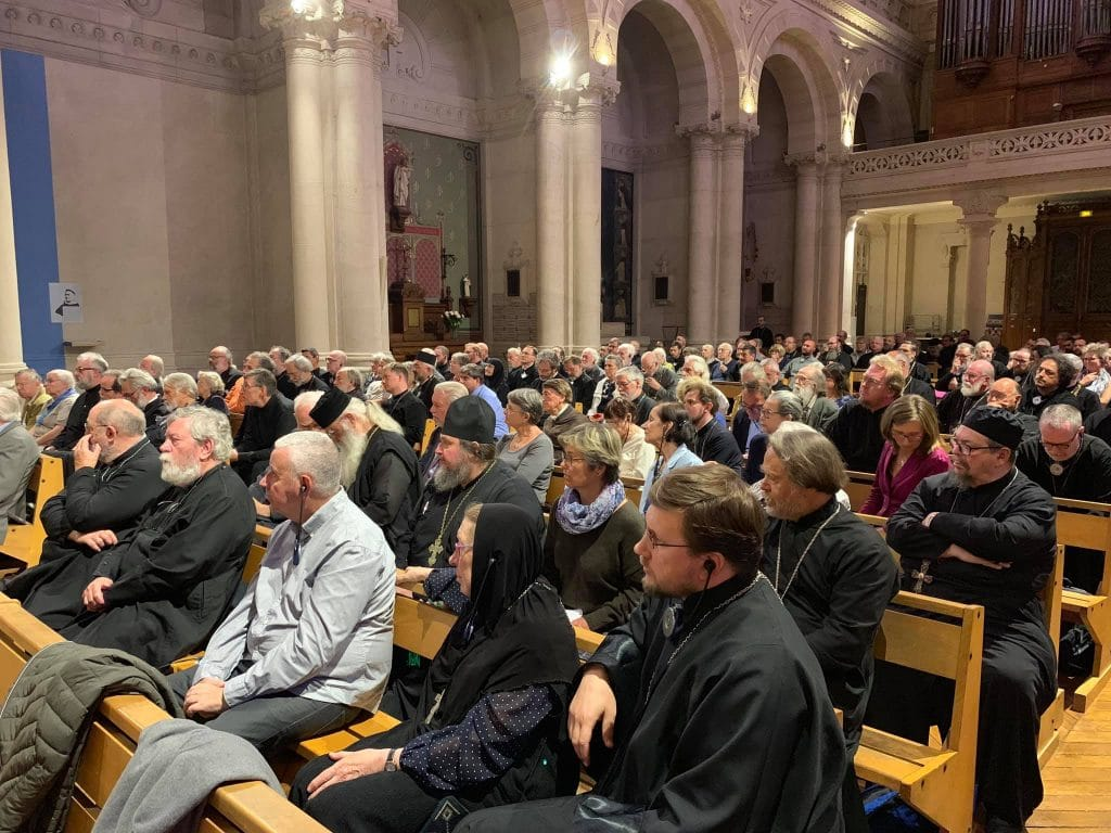 Les résultats de l'assemblée générale extraordinaire de l'Archevêché des églises orthodoxes russes en Europe occidentale