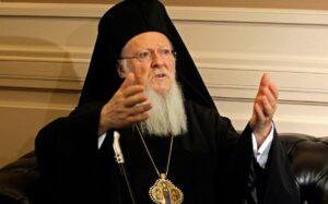 «L'identité eucharistique de l'Église est menacée par la tension dans les relations interorthodoxes» a déclaré le patriarche Bartholomée