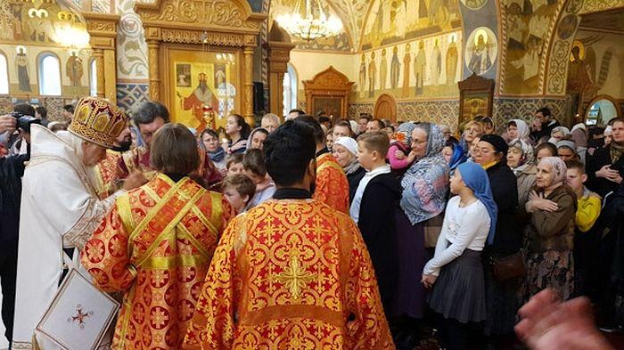 L'évêque d'Orekhovo-Zouïevsk Pantéléimon : « Chaque liturgie est une liturgie des martyrs »