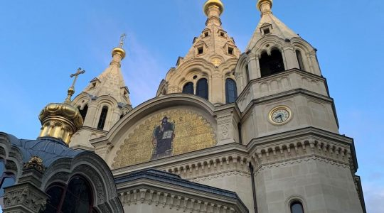About the situation in the former Exarchate of Russian Orthodox parishes in Western Europe