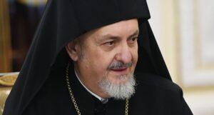Le métropolite Emmanuel est nommé locum tenens avec pour mission d'administrer «l'Union diocésaine»