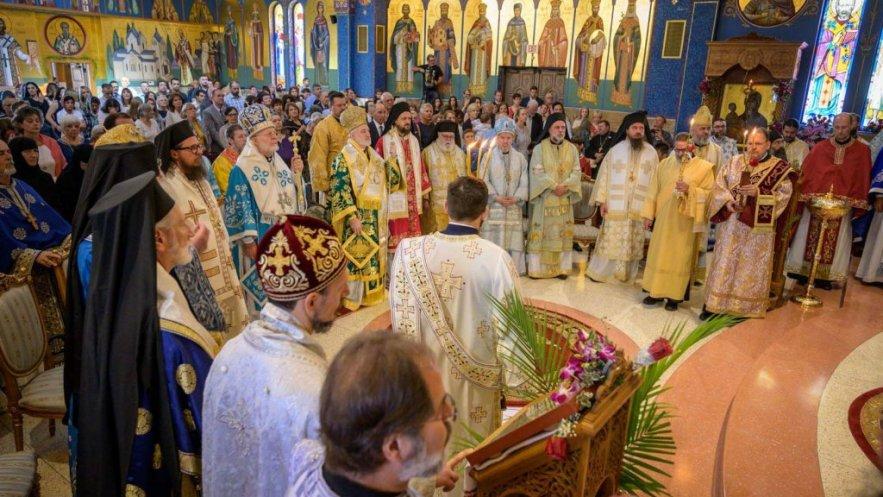 Le Patriarcat œcuménique organise des festivités à l'occasion des huit siècles de l'autocéphalie de l'Église orthodoxe serbe