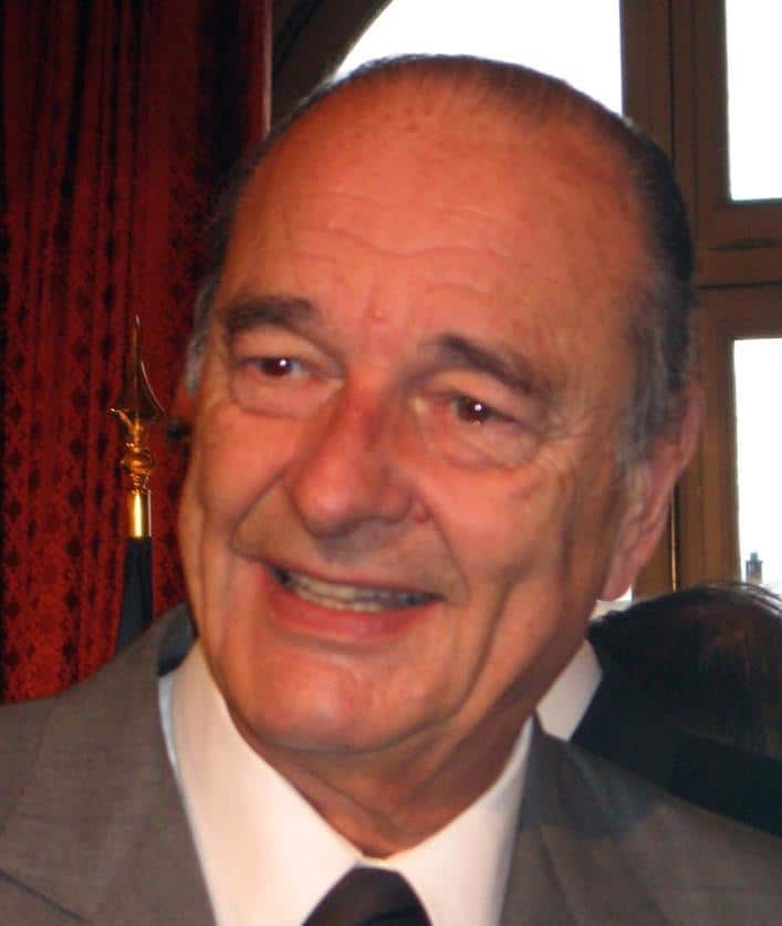 Condoléances de Mgr Jean de Doubna pour le décès de Jacques Chirac