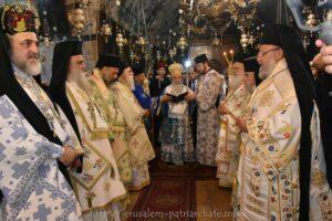 Fête de la Dormition à Jérusalem