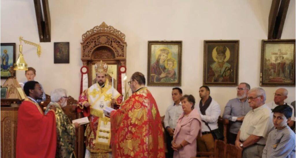 L'évêque de Mélitène Maxime : « Notre passeport ne nous sauvera pas au moment redoutable du jugement ! »