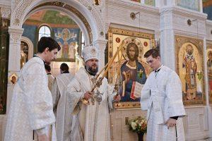 L'archevêque de Vereïsk Ambroise est nommé recteur du séminaire Sretensky à Moscou