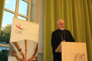 Conférence sur la paix organisée par la CEC