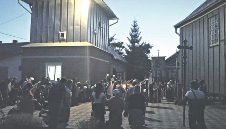 OCU puts pressure on Romanian-speaking believers of UOC