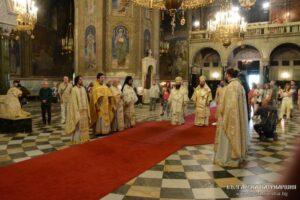 Fête de la cathédrale Saint-Alexandre-Nevski à Sofia
