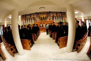 L'archiprêtre Nicolas Savvopoulos : « Un coup d'État synodal s'est produit durant l'Assemblée des évêques de l'Église orthodoxe grecque »