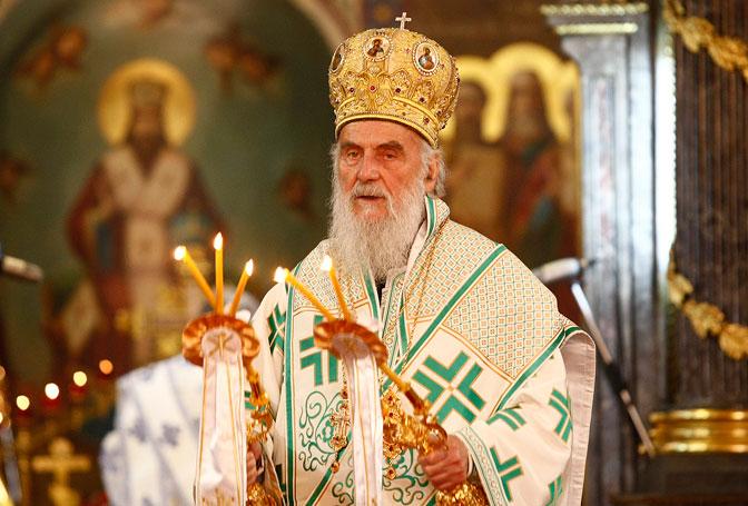 Message de Pâques 2020 du patriarche Irénée et de l'Assemblée des évêques orthodoxes serbes