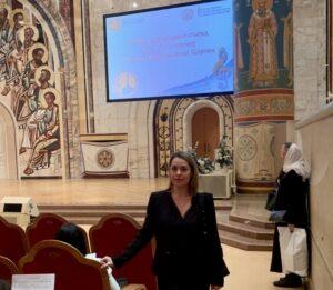 Le IIe Congrès international de Moscou des chefs de chorales et des chantres s'est tenu à Moscou