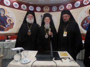 Le métropolite du Zimbabwe Séraphim (Patriarcat d'Alexandrie) s'exprime sur « la menace du plus grand schisme qu'aura connu l'Église orthodoxe » en raison de l'absence de dialogue sur le problème ukrainien