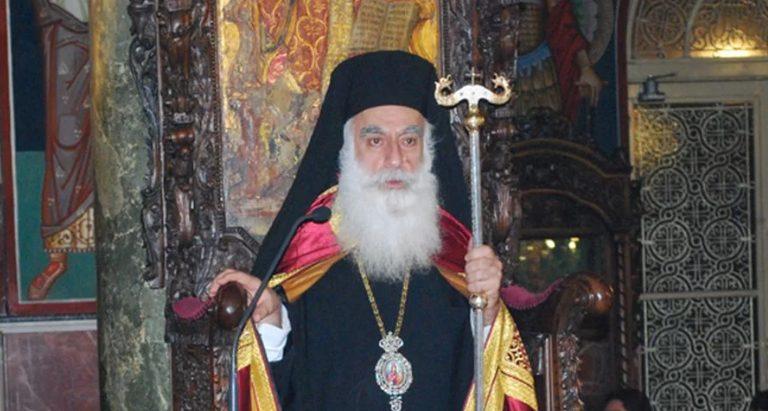 Le métropolite Syméon de Néa Smyrni au sujet de L'Ukraine : « L'Église ne nous appartient pas, c'est nous qui  appartenons à l'Église !»