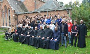 La rencontre de la jeunesse orthodoxe du Benelux