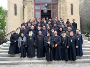 Archdiocese of Russian Churches of Western Europe officially received into Moscow Patriarchate