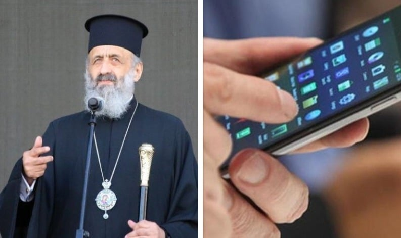 Le métropolite d'Alba Iulia Irénée met en garde les moines contre les «tentations de la technologie»