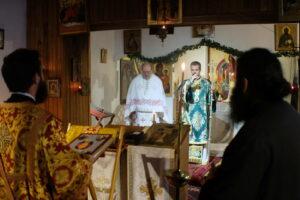 Visite pastorale à Rennes à l'occasion de la fête paroissiale
