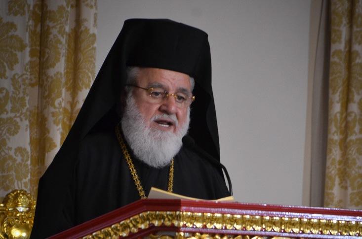 Le métropolite de Kykkos Nicéphore (Église de Chypre): « La décision du patriarche œcuménique au sujet de l'Ukraine est non-canonique »